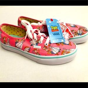 Vans Toy's Story Authentic Shoes